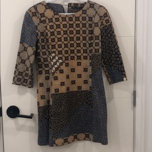 mid sleeve dress perfect condition